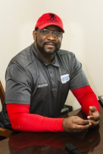 UGA SBDC Client Frank Brown,. Founder of IPCE, LLC